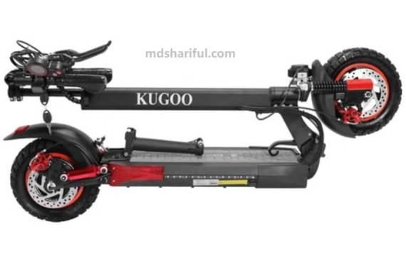 Kugoo Kirin M4 Pro features