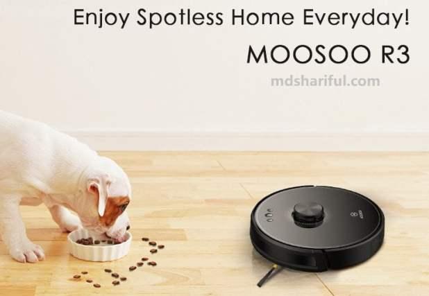 MOOSOO R3 design