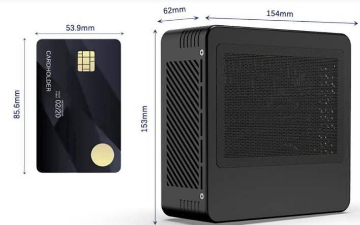 Minisforum X300 feature