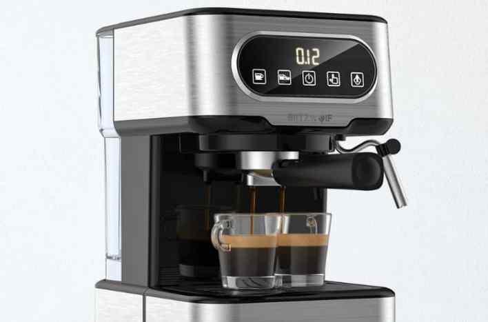 BlitzWolf BW-CMM2 Espresso Machine design2-min