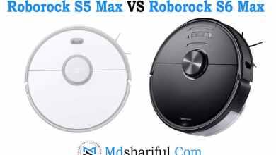 Roborock S5 Max vs S6 Max