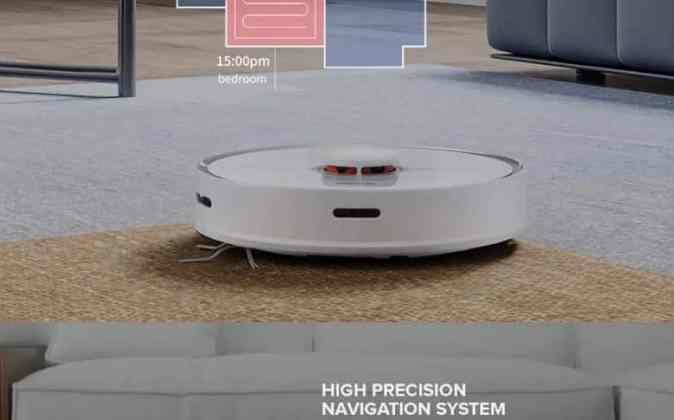 Roborock T7 Pro design