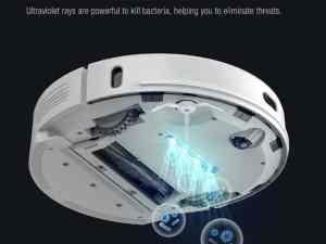 Viomi Alpha UV Vacuum Cleaner feature