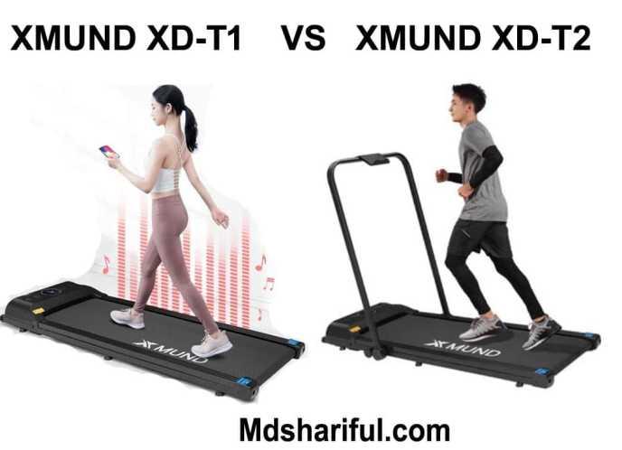 XMUND XD-T1 vs XD-T2