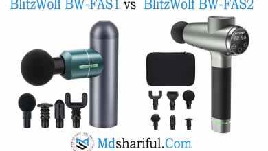 BlitzWolf BW-FAS1 vs BW-FAS2