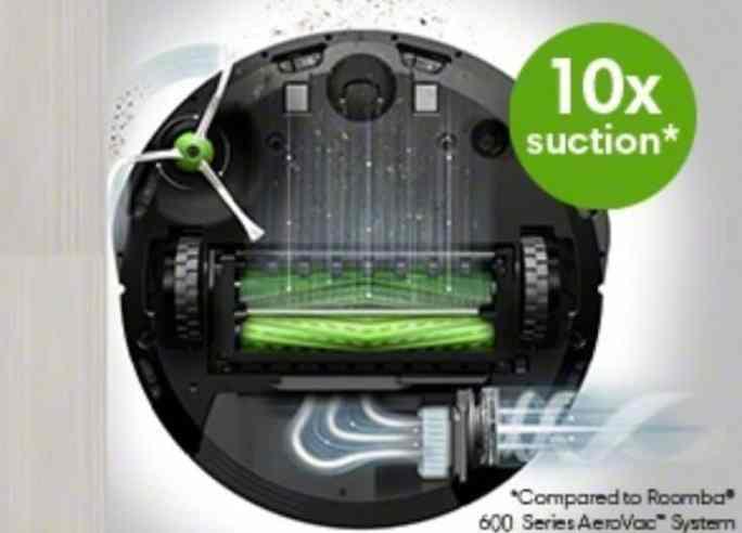 Roomba i7+ Robot Vacuum feature2