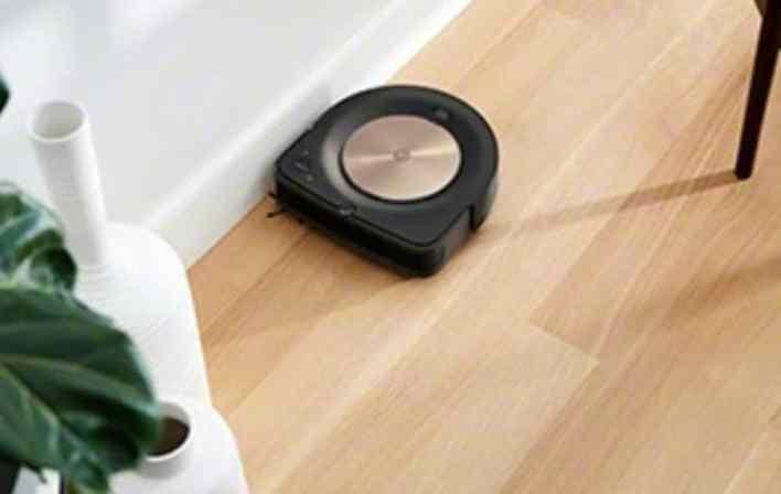 Roomba s9 Plus Vacuum design