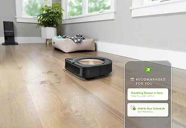 Roomba s9 Plus Vacuum feature