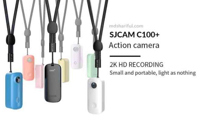 SJCAM C100+ Mini Camera freatures-min