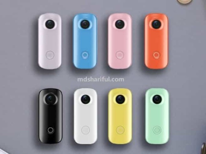 SJCAM C100+ Mini Camera
