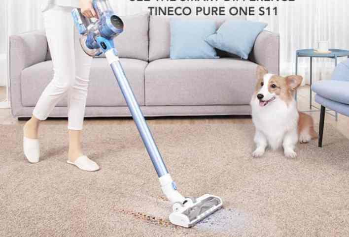 Tineco Pure One S11 design