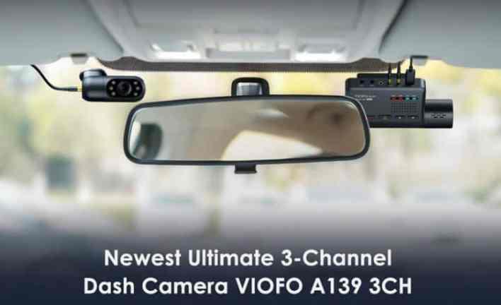 VIOFO A139 feature