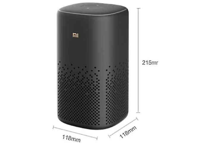 Xiaoai smart Speaker Pro design