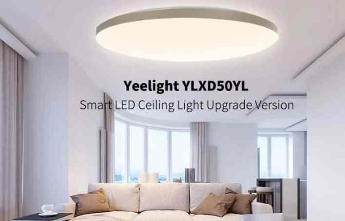 Yeelight YLXD50YL design