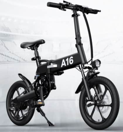 ADO A16 Electric Bicycle