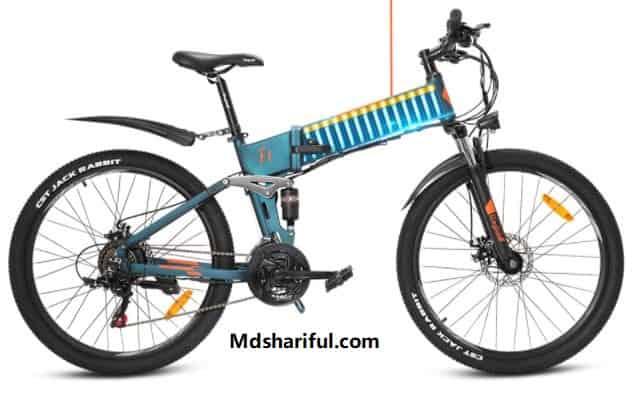 ELEGLIDE F1 Folding Electric Bike design