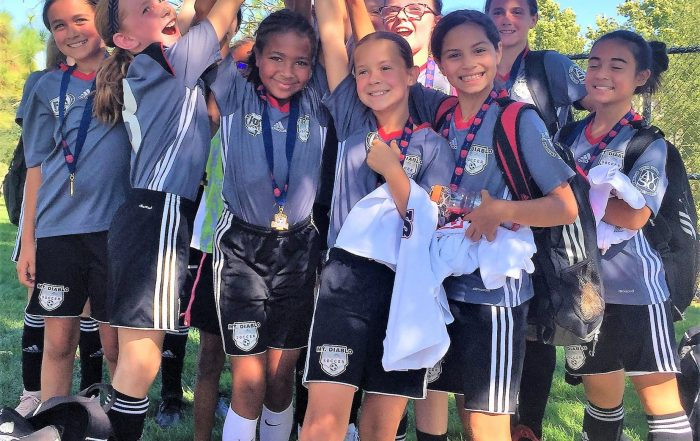 MDSA Blaze Win San Ramon Soccerfest