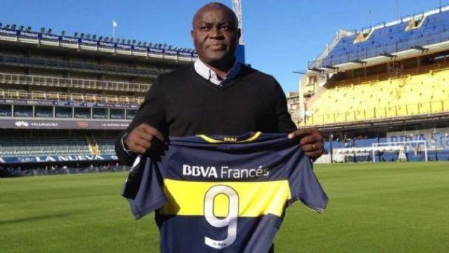 Reapareció Alphonse Tchami y le dejó un mensaje al hincha de Boca ...