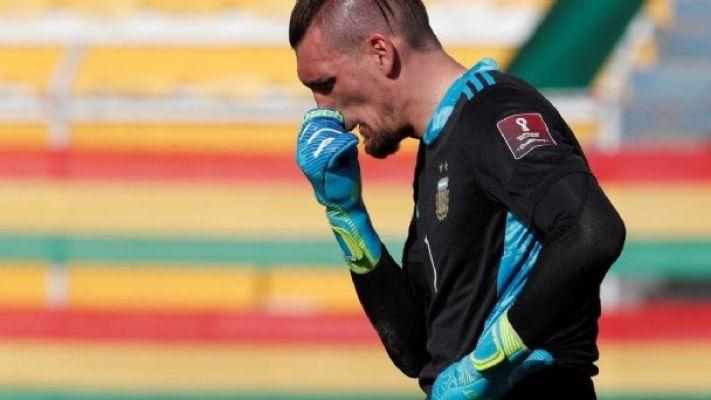 El insólito motivo que dejaría sin Copa América a Franco Armani | MDZ Online