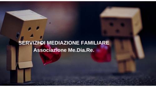 SERVIZI DI MEDIAZIONE FAMILIARE