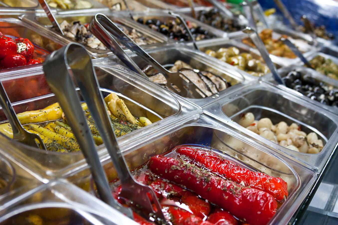 Feinkost - Me.ta. der italienische Supermarkt in Frankfurt