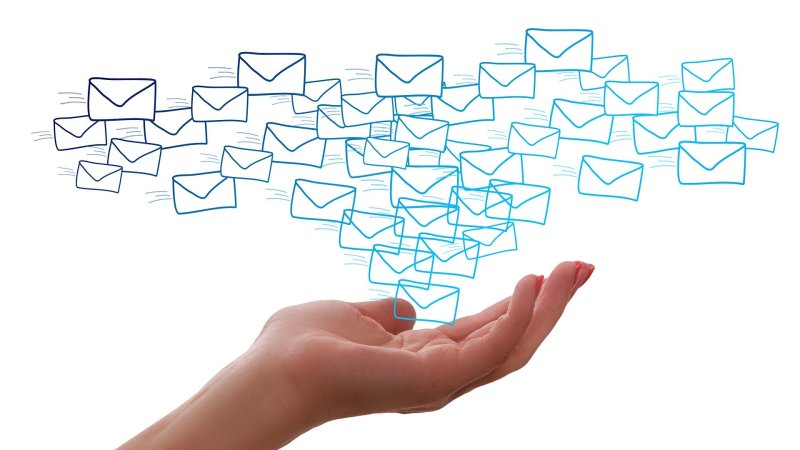 Start with you e-mail. Clean Out Your Inbox.