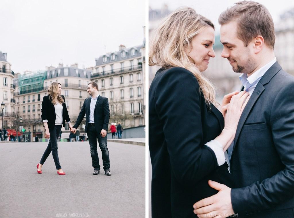 Séance engagement à Paris {C+G}