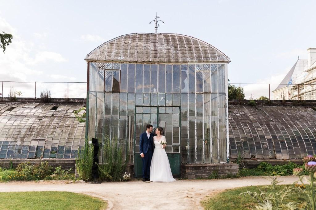 Un mariage au Château des Pères de Piré-Sur-Seiche