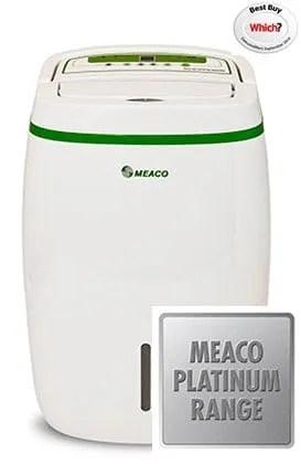Meaco 20L Platinum Low Energy, αφυγραντηρες χαμηλής κατανάλωσης με συμπιεστη