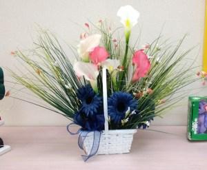 99.  Calla Lily Floral Arrangement