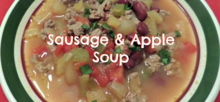 Sausage and Apple Soup