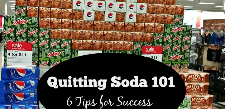 6 Tips to Successfully Quit Soda