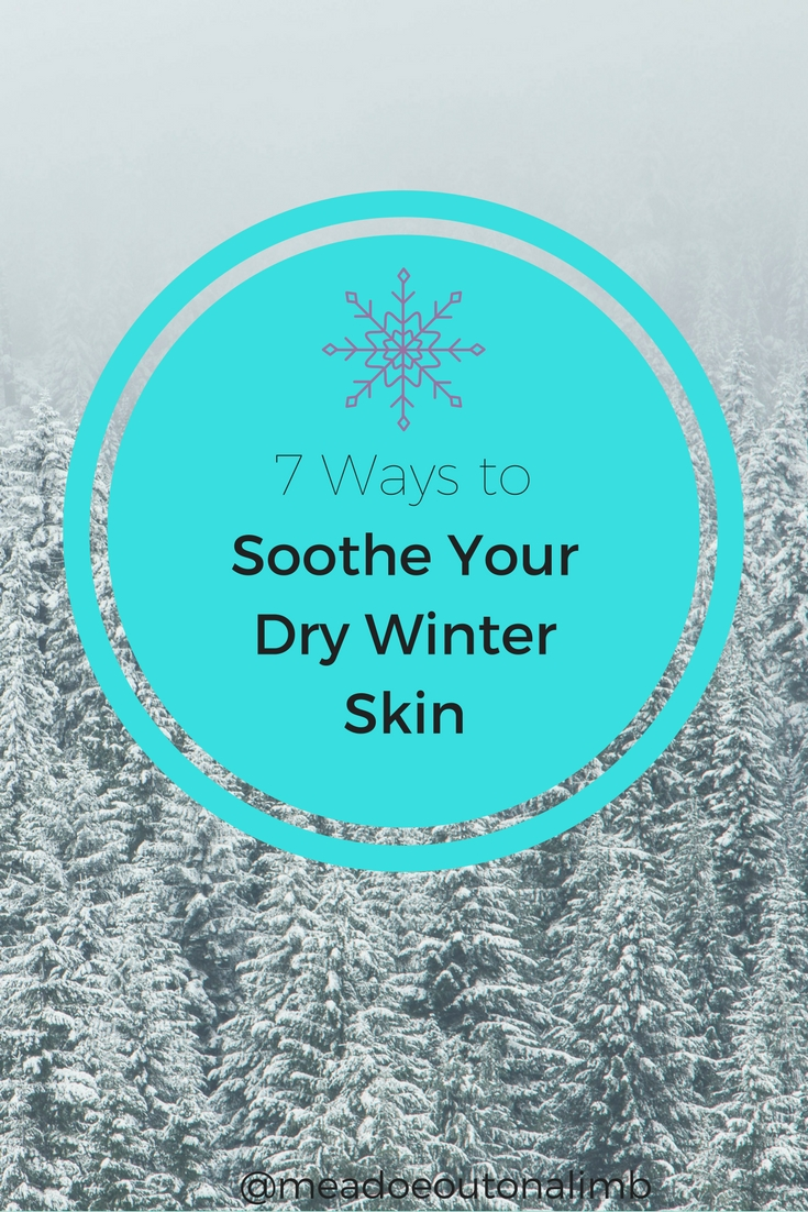 soothe chapped skin