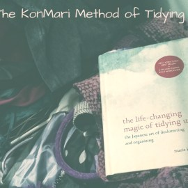 How I Failed the KonMari Method of Tidying Up