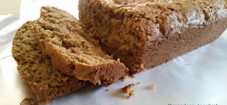 #RECIPEMAKEOVER: Peanut Butter Banana Bread