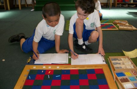 Meadowbrook Montessori Curriculum