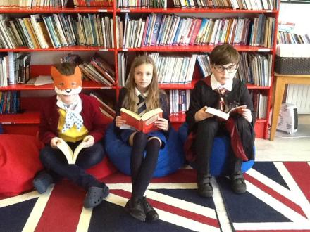 Meadowbrook Book Day