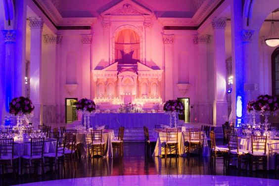 Modern Wedding at Vibiana_purplemeadowsevents
