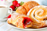 Breakfast Catering - Pastries