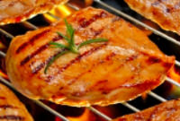 BBQ catering option grilled chicken breast