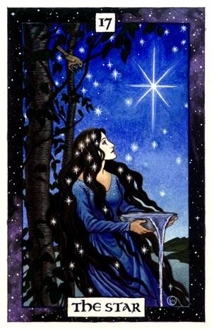 The Star Card Thalia Took Aquarius Imbolc
