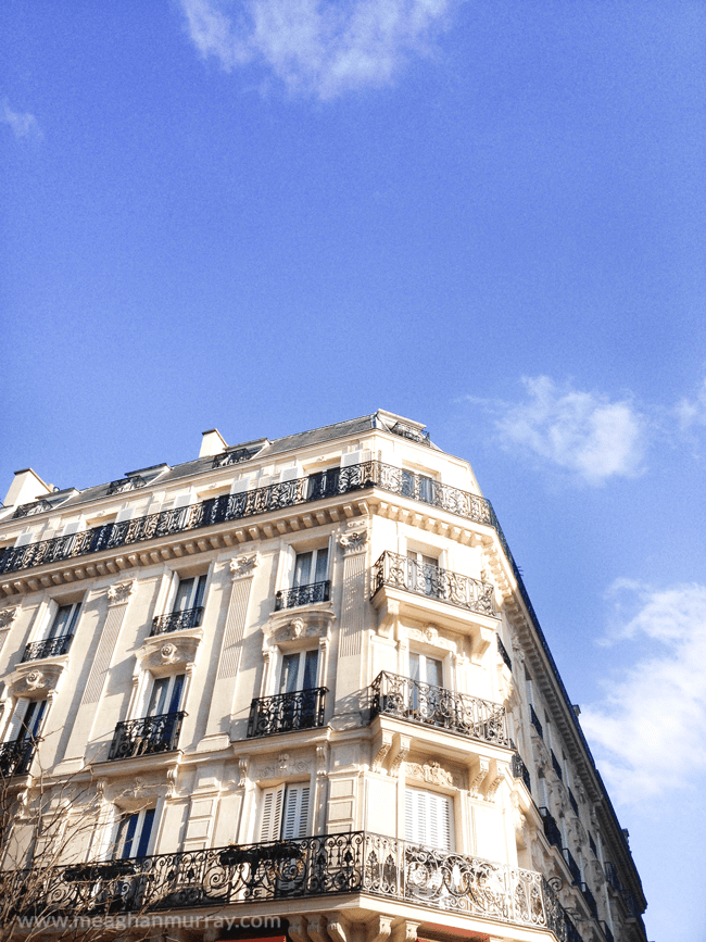 Paris | The Stopover by Meaghan Murray | meaghanmurray.com
