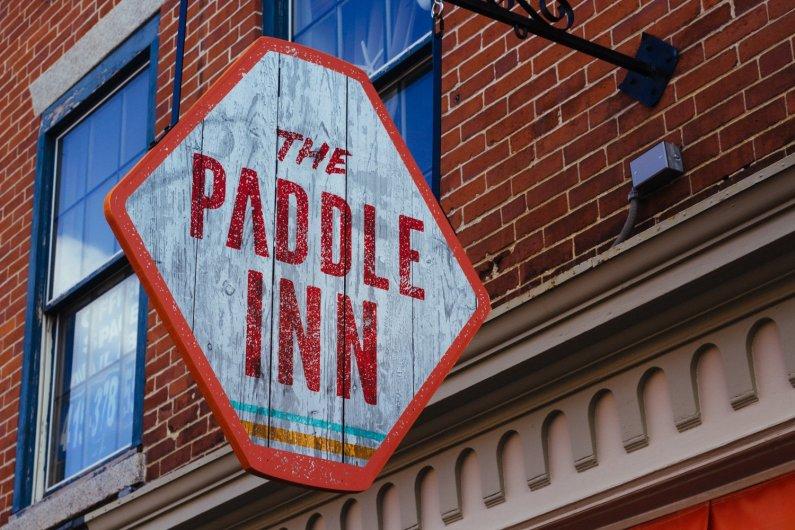 The Paddle Inn, Newburyport, MA