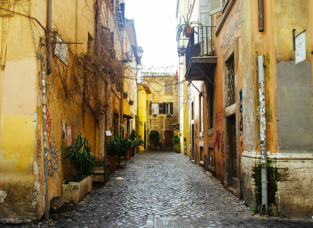 My Favorite Meal in Trastevere | The Stopover by Meaghan Murray | meaghanmurray.com