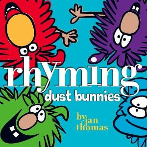 rhyming dust bunnies