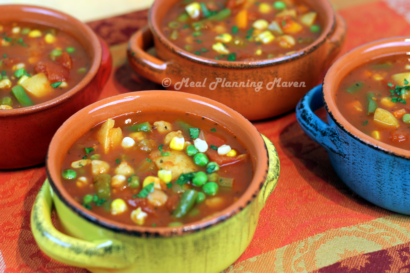 Old Fashioned Veggie Soup