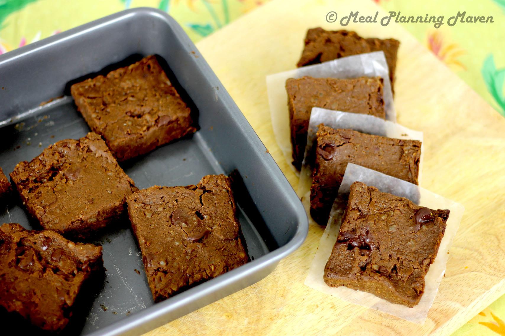 Cocoa Sweetie Pie Squares
