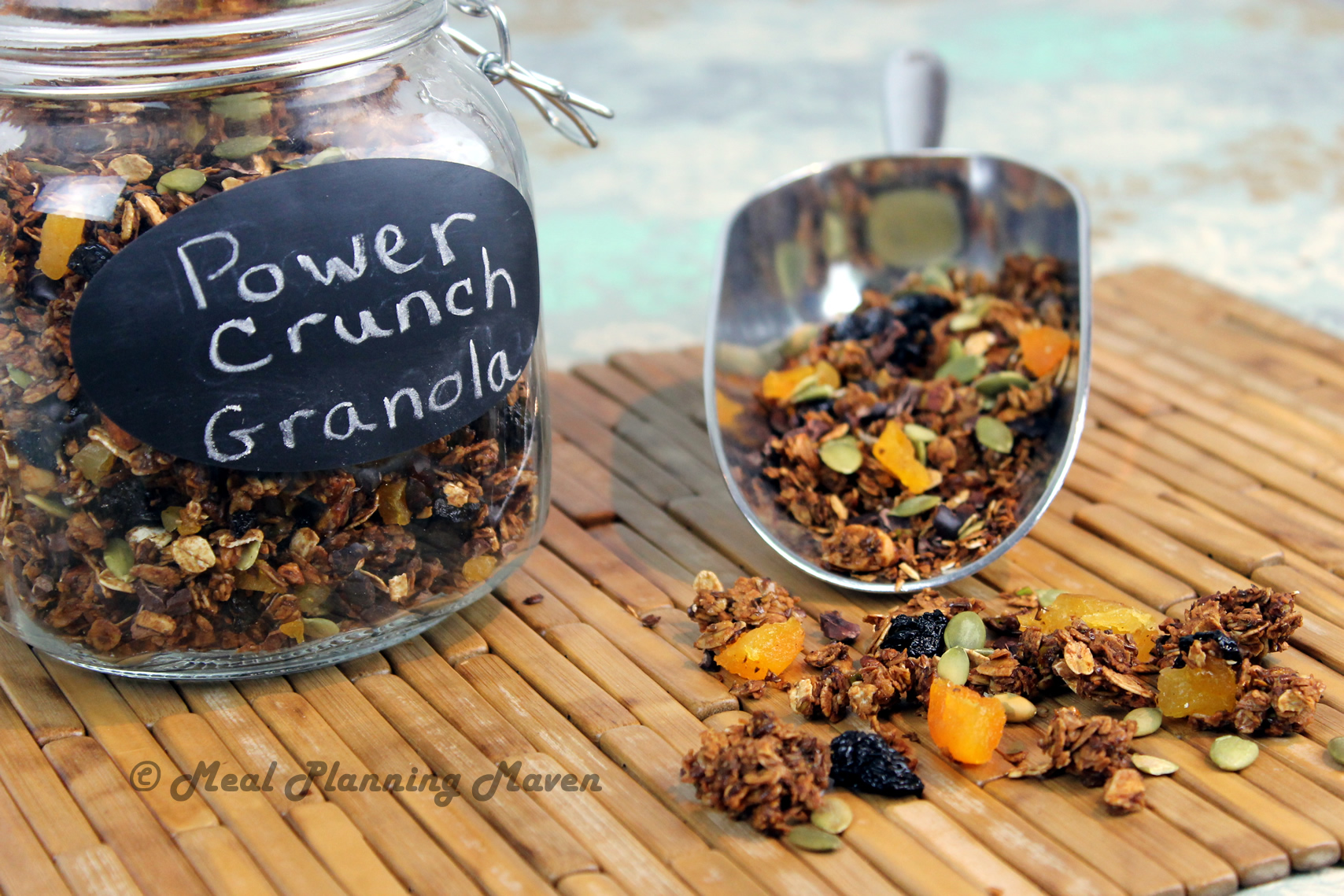 Power Crunch Granola