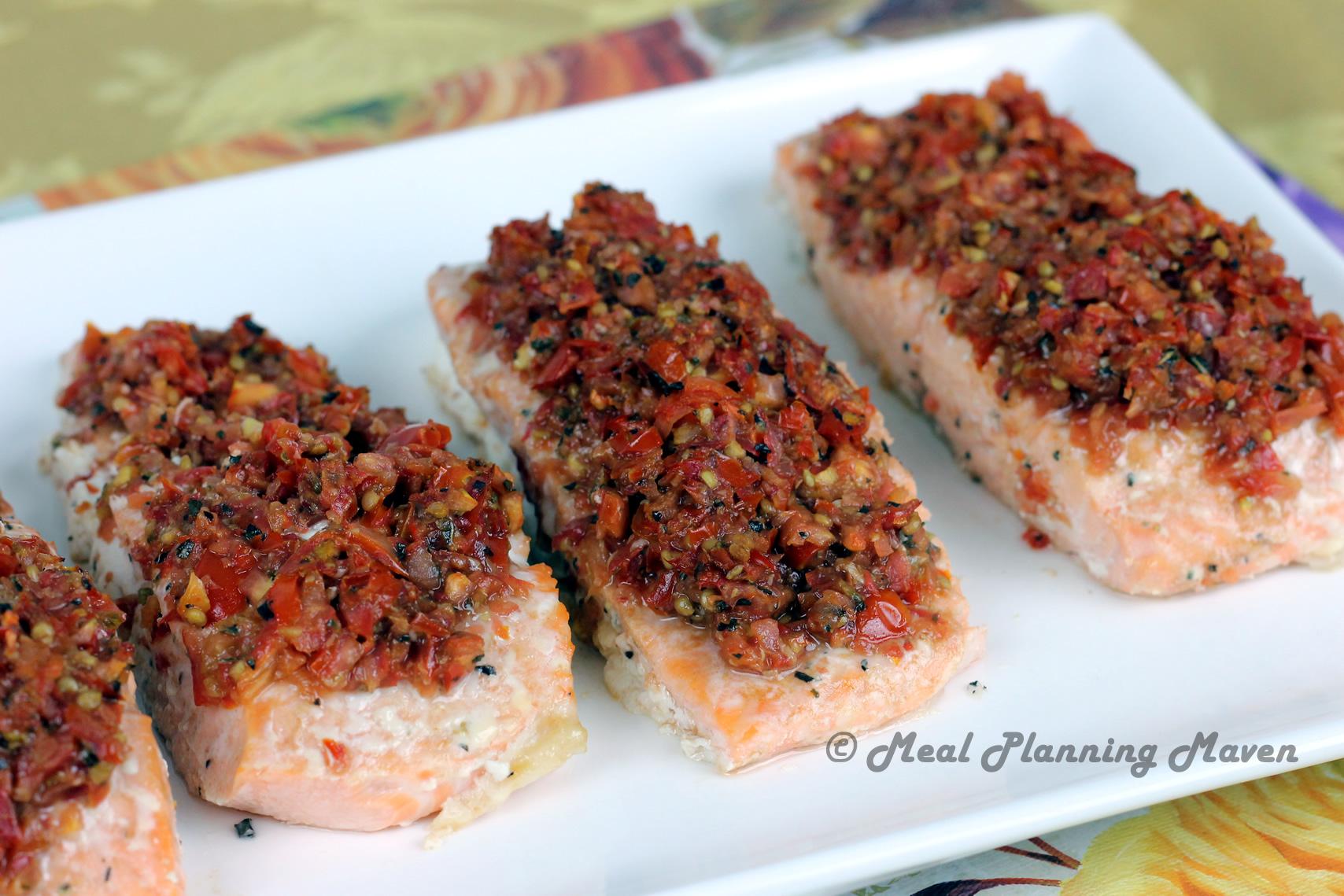 Salmon Balsamico