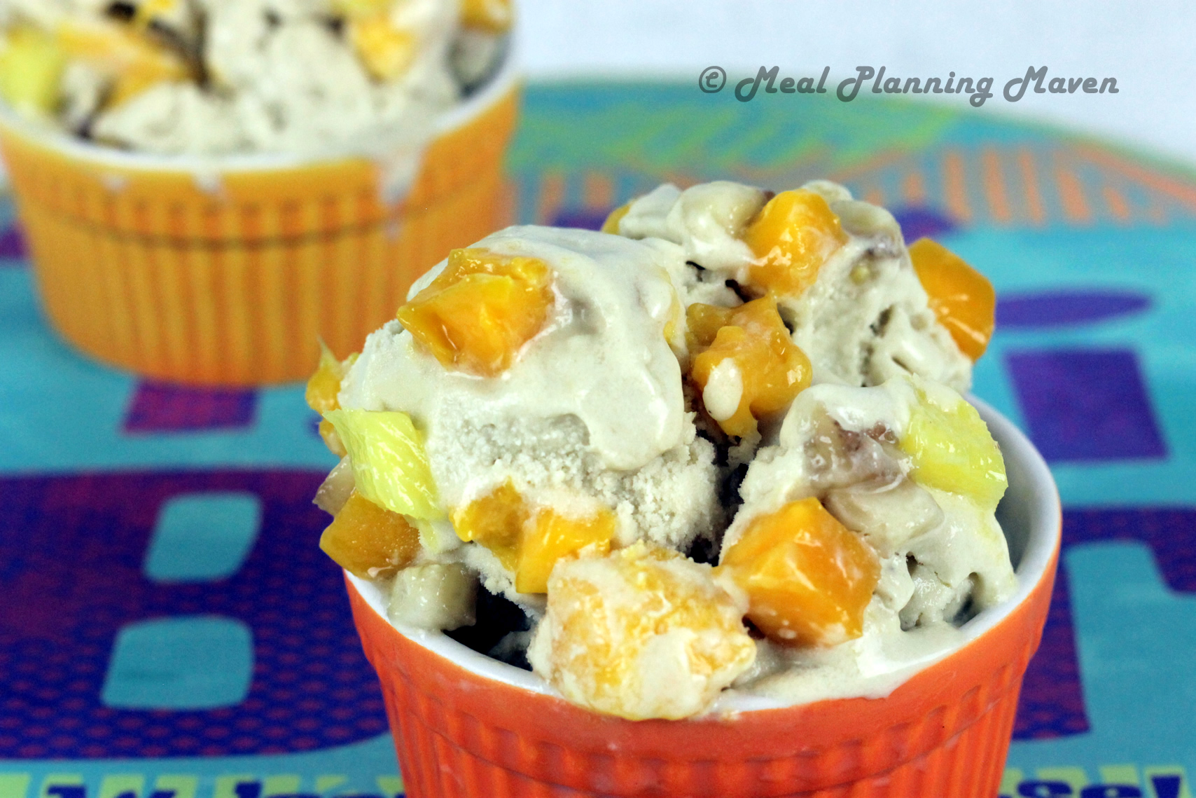 Tropical Breeze Ice Cream